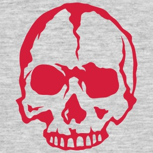 Death head skull 250613 T-Shirts - Men's T-Shirt