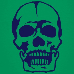 Death head skull 25069 Shirts - Kids' Premium T-Shirt
