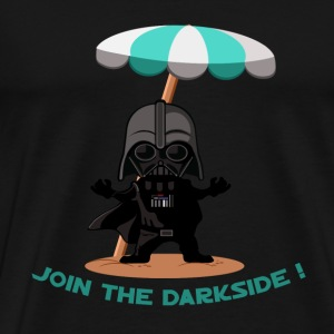 Join the Darkside ! Camisetas - Camiseta premium hombre