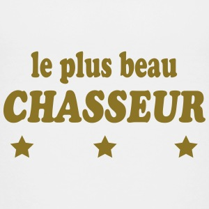 Le plus beau chasseur 222 Shirts - Teenager Premium T-shirt