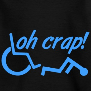 OH CRAP! T-Shirts - Kinder T-Shirt