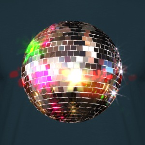 DISCO party! - Mannen T-shirt