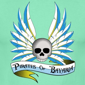 Pirates Of Bavaria for Colour Shirts - Männer T-Shirt