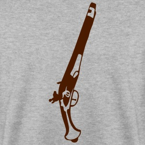 Old revolver pistol gun _2406 Hoodies & Sweatshirts - Men's Sweatshirt