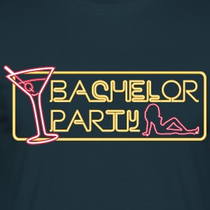 Bachelor Party Tee shirts - T-shirt Homme
