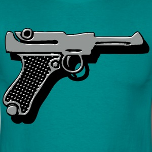Weapons gun old war T-Shirts - Men's T-Shirt