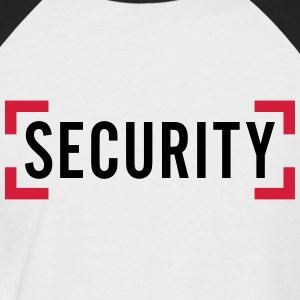 Security T-Shirts - Männer Baseball-T-Shirt