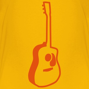 Acoustic guitar 1706 Shirts - Kids' Premium T-Shirt