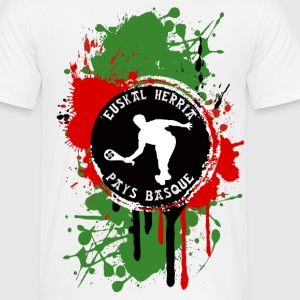 basque sport and tradition 06 Tee shirts - T-shirt Homme