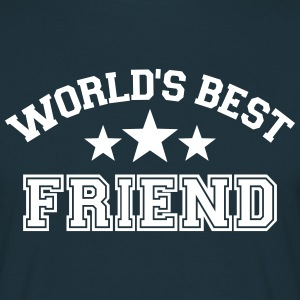 World's best friend T-Shirts - Männer T-Shirt