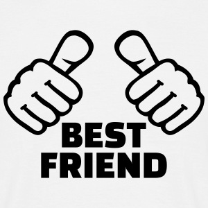 Best Friend T-Shirts - Männer T-Shirt
