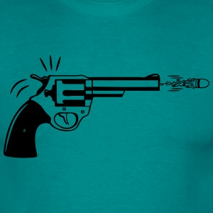 Weapons gun T-Shirts - Men's T-Shirt
