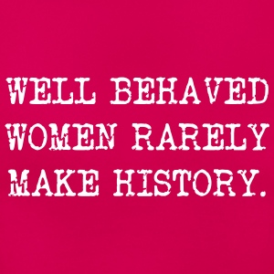 Women History T-Shirts - Frauen T-Shirt