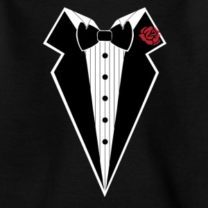 TUXEDO TUXEDO SUIT SHIRT Shirts - Teenage T-shirt