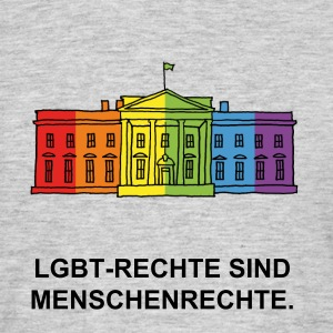 The Rainbow House T-Shirts - Men's T-Shirt