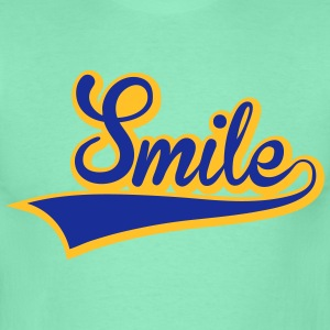 SMILE ! - T-shirt Homme