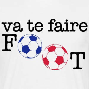 So Foot !!! - T-shirt Homme
