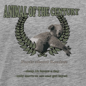 ANIMAL OF THE CENTURY Tee shirts - T-shirt Premium Homme