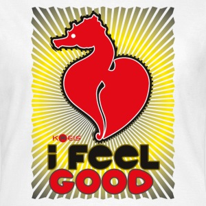I Feel Good, HIPCO _ byTed - Maglietta da donna