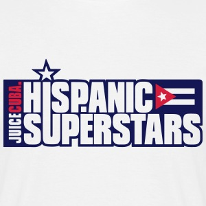 Hispanic Superstar - Männer T-Shirt