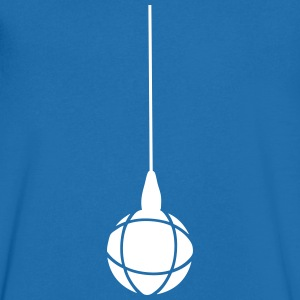 Leve ball petanque magnet T-Shirts - Men's V-Neck T-Shirt
