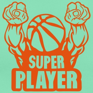 basketball super play muscular arm flight T-Shirts - Women's T-Shirt