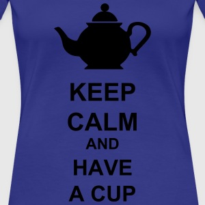English tea pot T-Shirts - Women's Premium T-Shirt