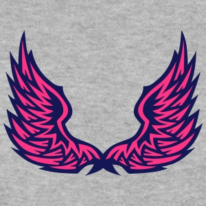 Wing angel  406 Hoodies & Sweatshirts - Men's Sweatshirt