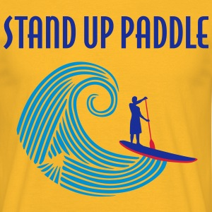 STAND UP PADDLE - T-shirt Homme