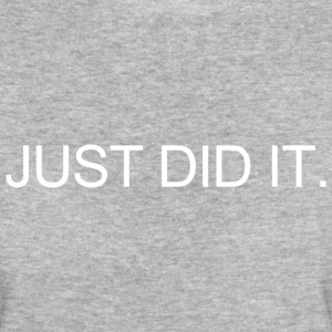 JUST DID IT. Camisetas - Camiseta ecológica mujer