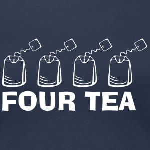 Forty - Four Tea - 40 - Frauen Premium T-Shirt