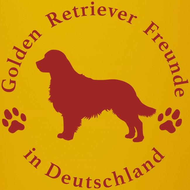 cb7d024b90e74 Golden Retriever Freunde in Deutschland | Golden Retriever Tasse ...