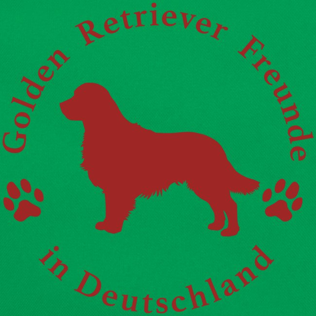 87142677ec9f7 Golden Retriever Freunde in Deutschland | Golden Retriever Retro ...