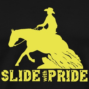 Slide with pride T-Shirts - Men's Premium T-Shirt