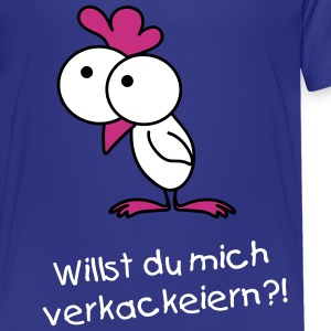 Surprised chick Tee shirts - T-shirt Premium Enfant