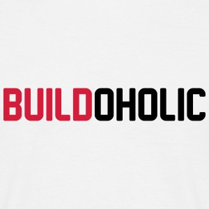 buildoholic T-Shirts - Men's T-Shirt