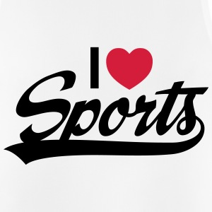 I Love Sports Sports wear - Men's Breathable Tank Top