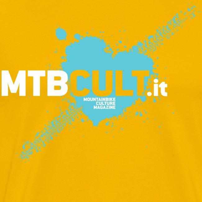 MtbCult T-Shirt cotone