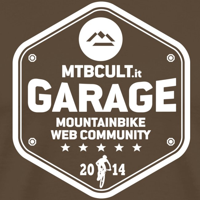 Garage MtbCult cotone