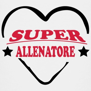Super allenatore 111 Shirts - Teenager Premium T-shirt
