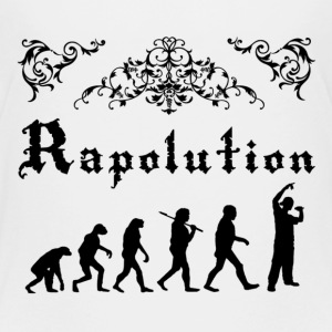 Rap Evolution Shirts - Kids' Premium T-Shirt