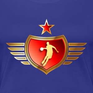 basketball_072015_d09 T-Shirts - Frauen Premium T-Shirt