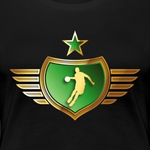 basketball_072015_d08 T-Shirts - Frauen Premium T-Shirt