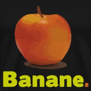APPLE OR BANANA Tee shirts - T-shirt Premium Homme