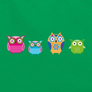 happy owls retro tasche - Retro Tasche