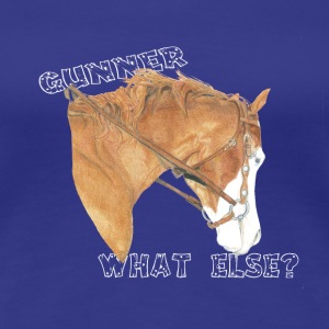 Gunner - what else? Tee shirts - T-shirt Premium Femme