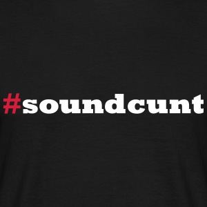 soundcunt 2 T-Shirts - Men's T-Shirt
