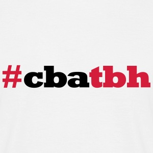 cbatbh T-Shirts - Men's T-Shirt