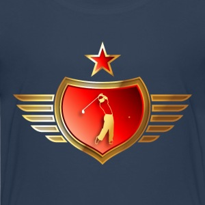 golfer_072015_c15 T-Shirts - Teenager Premium T-Shirt