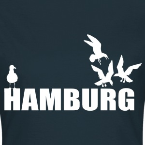 Hamburg Möven 2 T-Shirts - Frauen T-Shirt